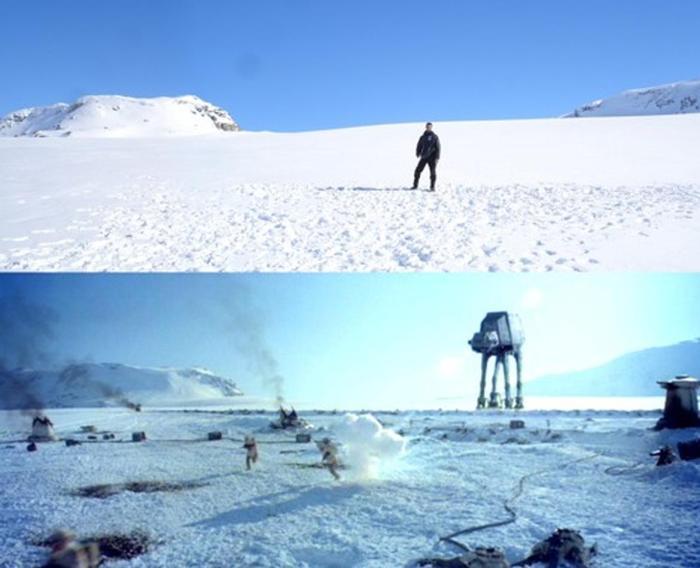 Lugares de Star Wars - Finse Noruega 03 (Hoth)