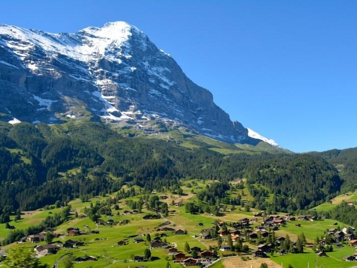 Lugares de Star Wars - Grindlwald Suíça 04 (Alderaan)