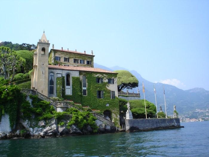 Lugares de Star Wars - Lake Como Itália 04 (Naboo)