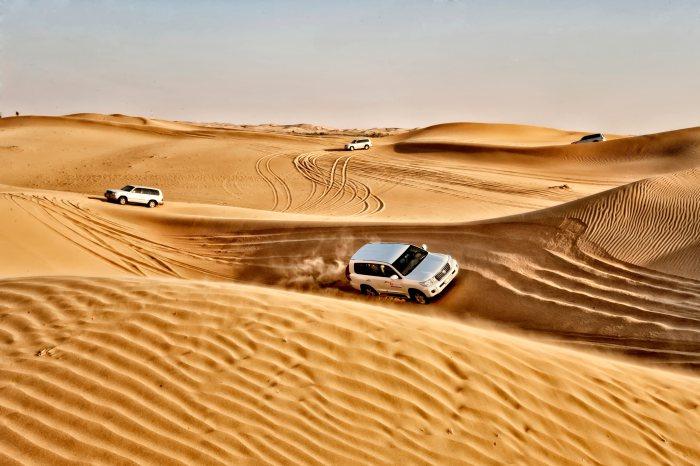Lugares de Star Wars - Rub' al Khali Abu Dhabi 03 (Jakku)
