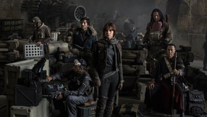 Rogue One | Bilheteria deve passar dos $700 milhões ainda hoje!
