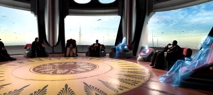 Classes Jedi | Guardião, Consular e Sentinela