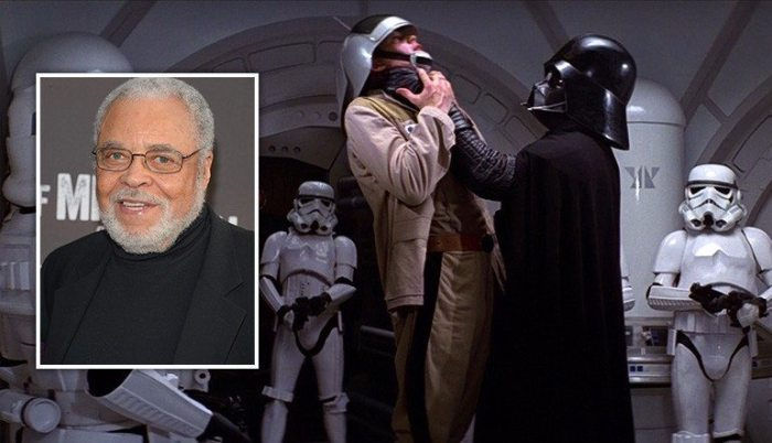 Rogue One | James Earl Jones fará a voz de Vader!