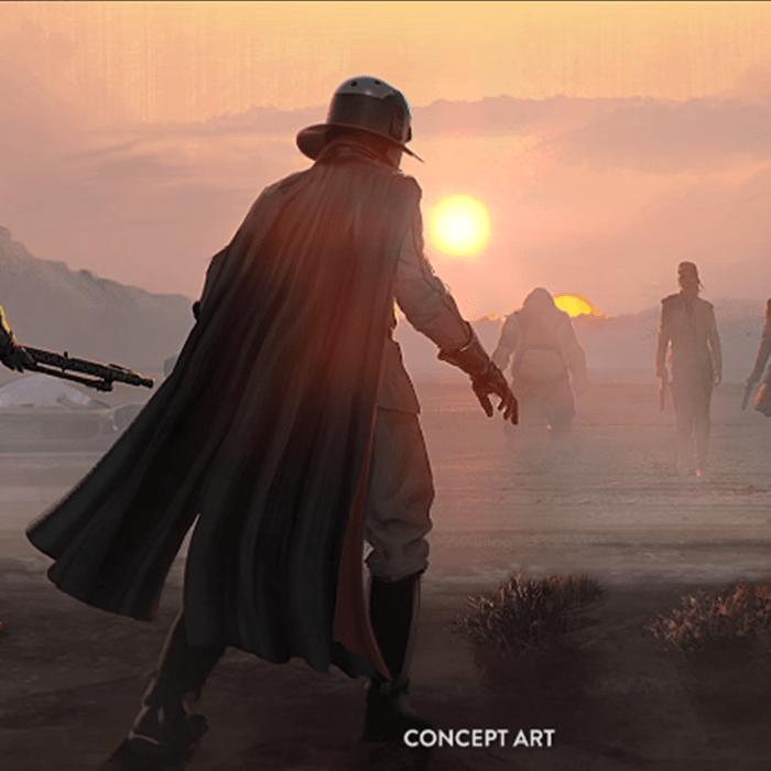 Games | A linha do tempo do desenvolvimento do novo jogo de Star Wars