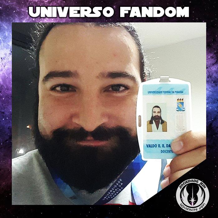 Universo Fandom | Conheçam Valdo Nóbrega