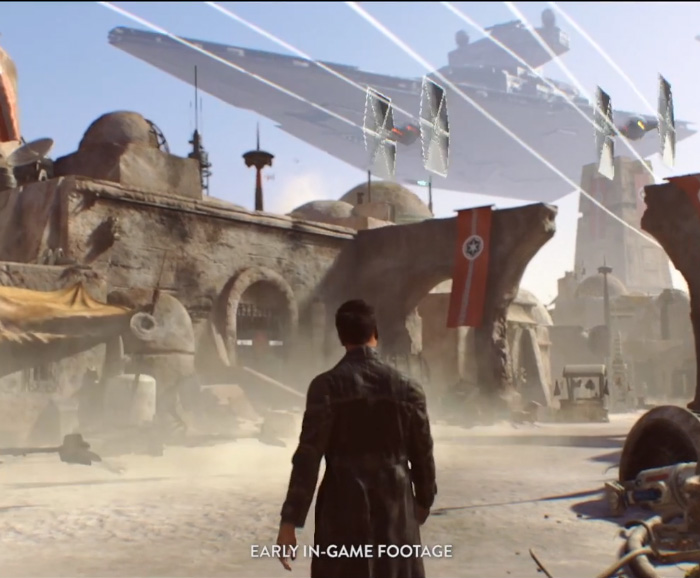 Games | Primeiras imagens do novo jogo de Star Wars