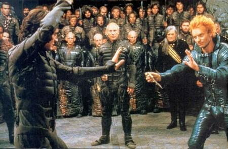 """""""Duna"""" (1984), dirigido pelo diretor icônico David Lynch"""