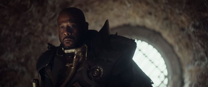 Rogue One | Personagem de Forest Whitaker é revelado… e vem de The Clone Wars!