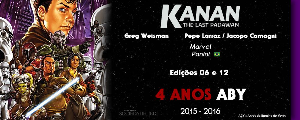 Cronologia Canon - Comic - Kanan 3
