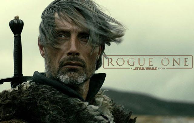 Rogue One | Revelado o visual de Mads Mikkelsen