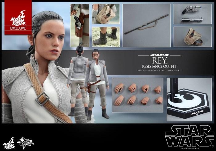 Nova figura de ação da Rey