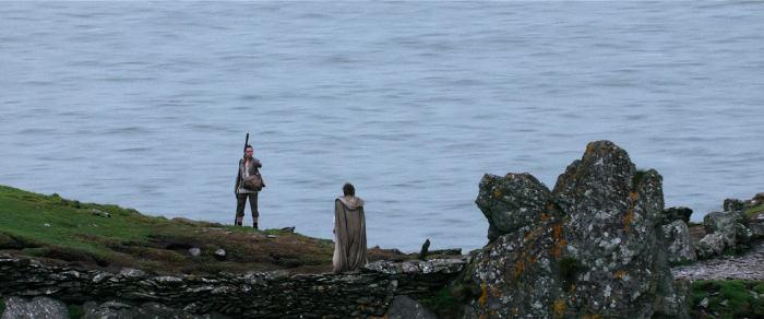 Rey e Luke
