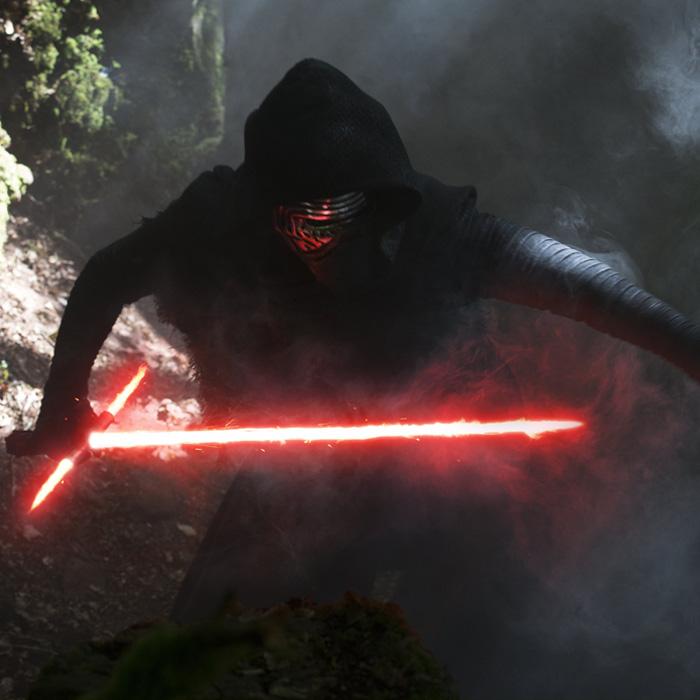 Disney está planejando criar sabres de luz de verdade!