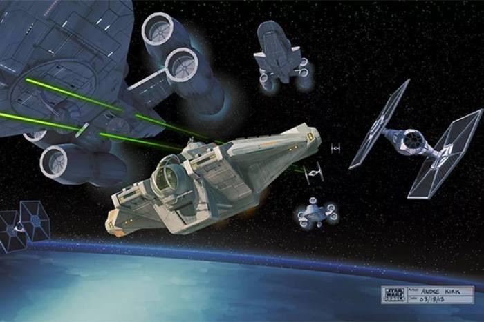Novos indícios de uma nova série de Star Wars