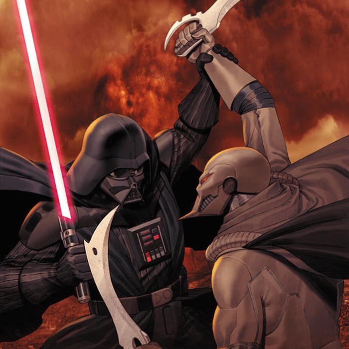 Quadrinhos | Nova HQ do Vader no Brasil