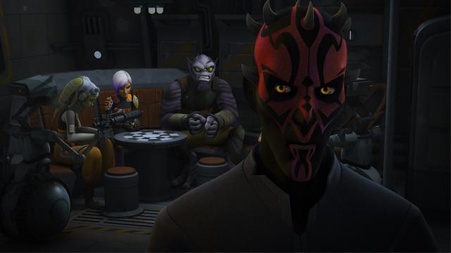 Rebels | Maul retorna (mais uma vez) em vídeo e imagens do próximo episódio