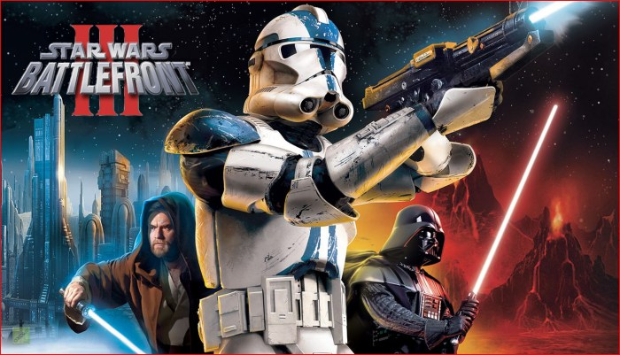 Games | Veja novos vídeos do cancelado Star Wars: Battlefront III