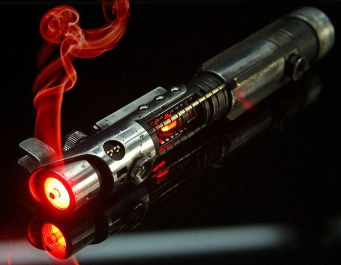 George Lucas não gostava da ideia dos cristais sintéticos