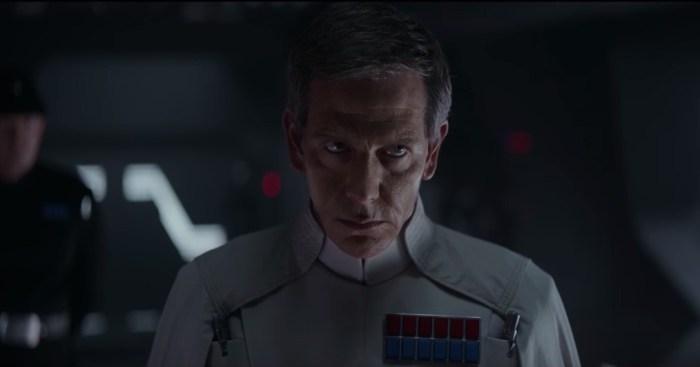 Rogue One | Orson Krennic terá rivalidade com Darth Vader