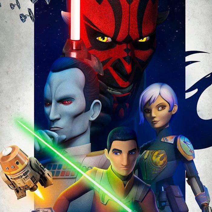 Rebels | Novos títulos e descrições de episódios  da terceira temporada