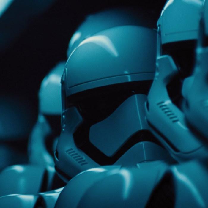 VIII | Novo Stormtrooper da Primeira Ordem