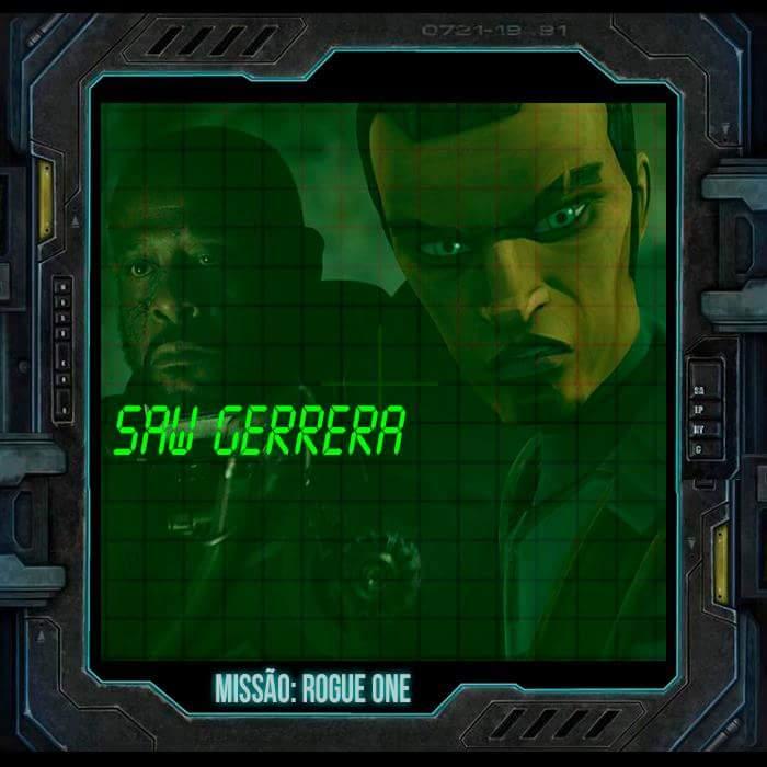 Missão: Rogue One | Conheça Saw Gerrera