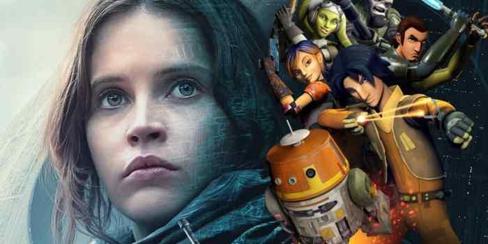 Saiba as conexões entre Rogue One e Rebels!