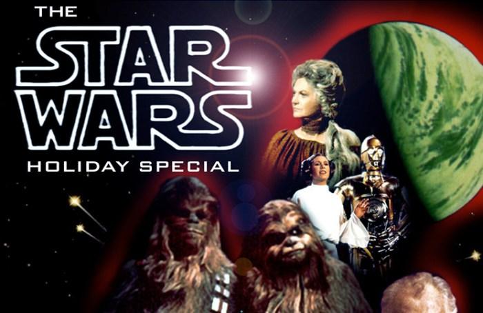 "Assista nesse Natal o especial ""Star Wars Holiday"""
