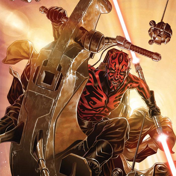 Quadrinhos | Nova HQ de Darth Maul terá pequena conexão com 'O Despertar da Força'