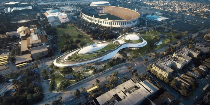 Museu bilionário de George Lucas será construído em Los Angeles