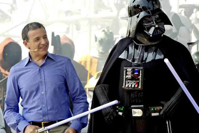 """""""Os Últimos Jedi é um capítulo perfeito"""", revelou o CEO da Disney"""