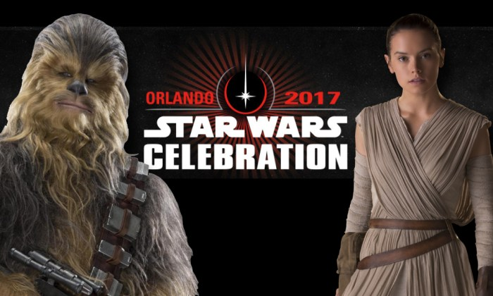 Star Wars Celebration | Evento terá transmissão ao vivo pela internet