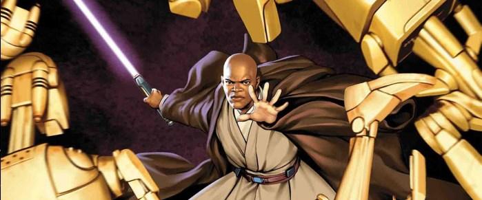 Jedi of the Republic | Mace Windu ganhará minissérie em quadrinhos!
