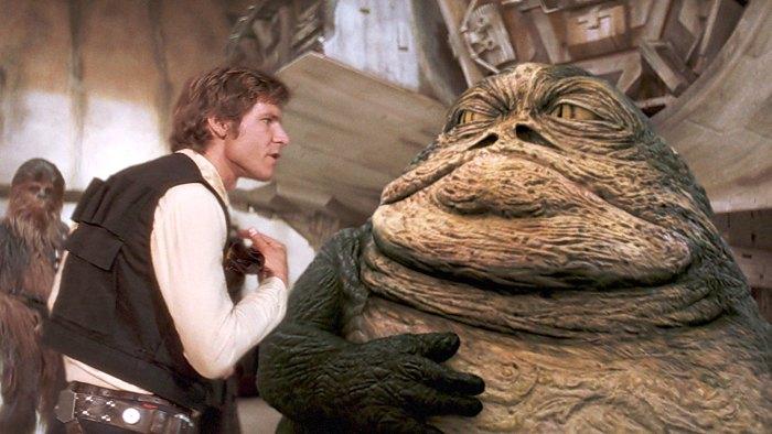 Han Solo | Jabba pode ter papel significante no filme