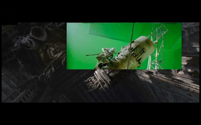 Os Último Jedi | Rian Johnson evitou usar telas verdes no filme