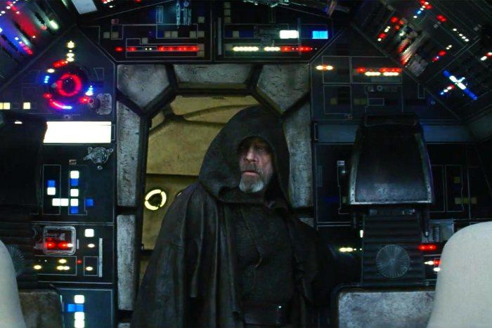 Os Últimos Jedi | Os poderes de Luke Skywalker no filme