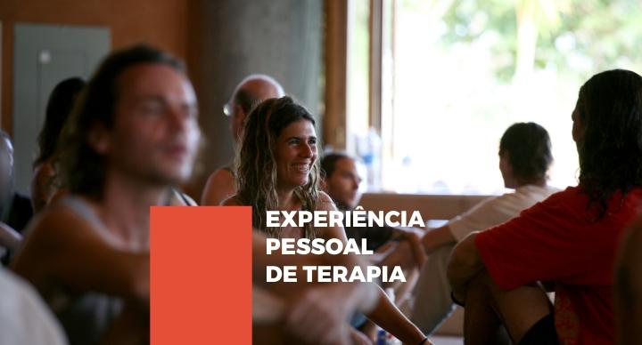 EXPERIÊNCIA PESSOAL DE TERAPIA