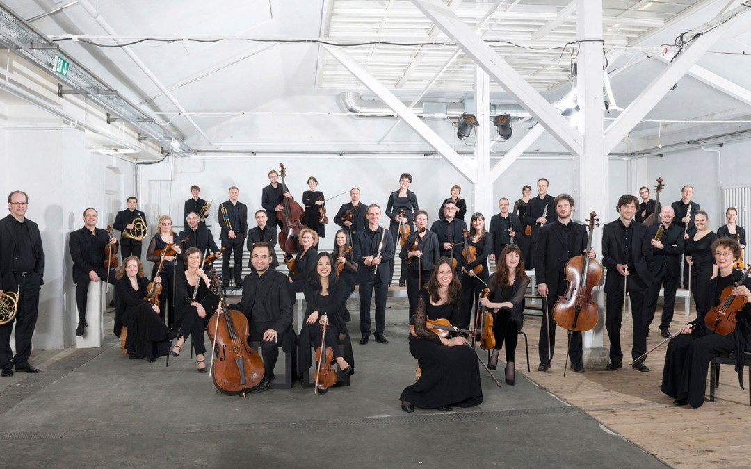 Basel Chamber Orchestra -Suiza / Daniel Hope – Inglaterra