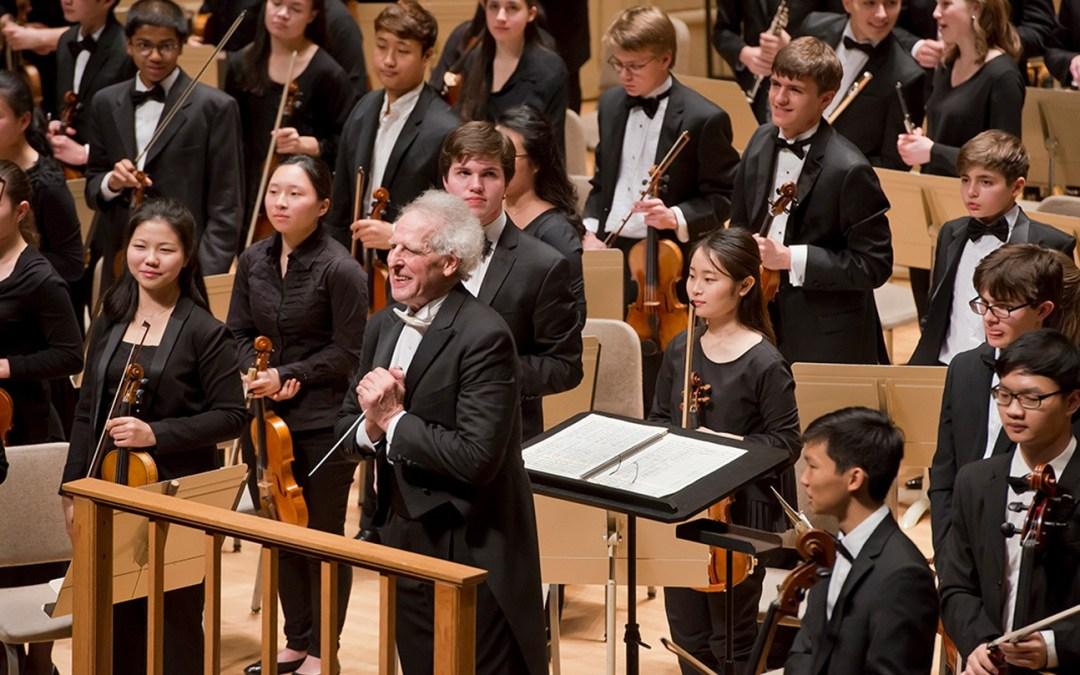 Boston Philharmonic Youth Orchestra – EE.UU