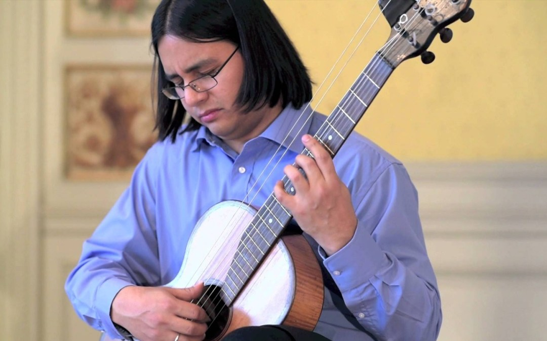 Al Encuentro de Músicos Peruanos: Gonzalo Manrique