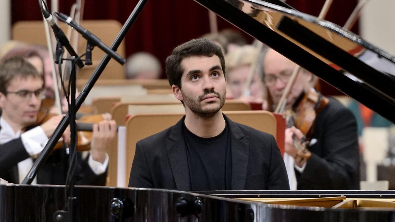 Juan Pérez Floristán – España @ Auditorio Colegio Santa Úrsula