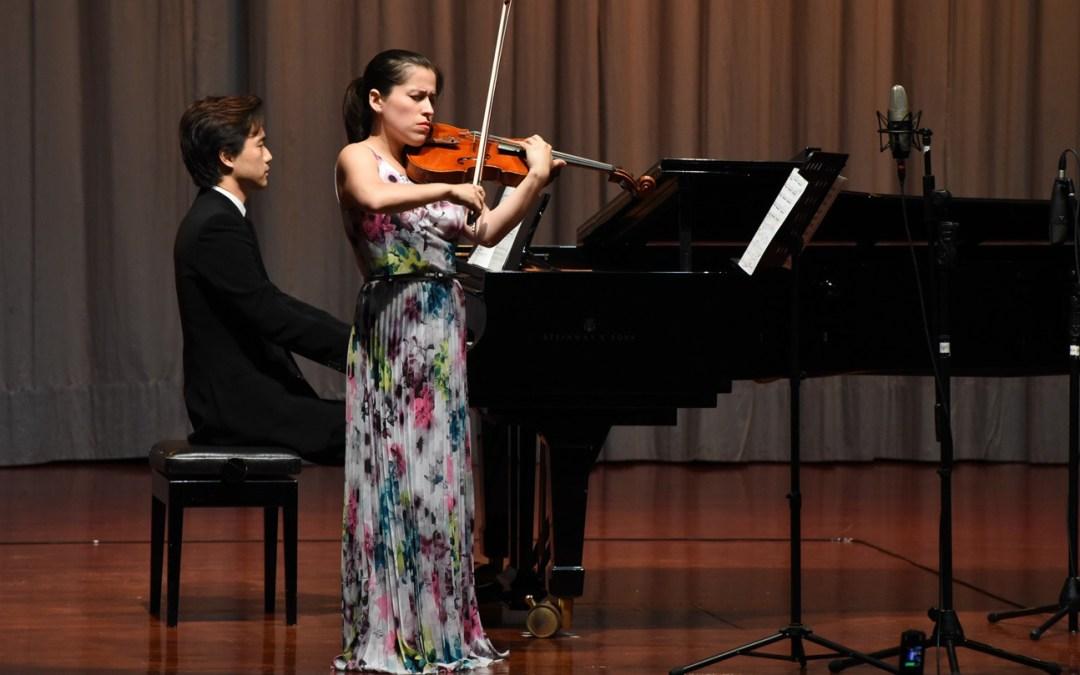 Al Encuentro de Músicos Peruanos: Varinia Oyola-Rebaza / Sung Zin-Kim
