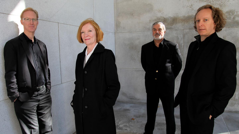 American String Quartet – EE.UU. @ Auditorio Colegio Santa Úrsula