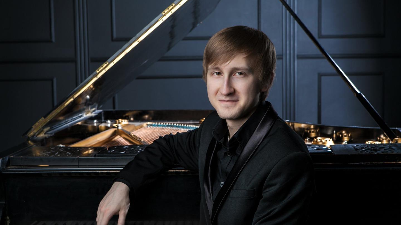 Dmitry Masleev – Rusia @ Auditorio Colegio Santa Úrsula