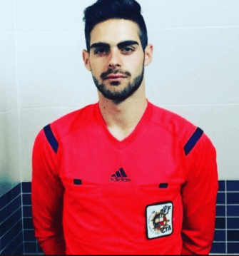 Jesús Tomillero - Foto vía Instagram
