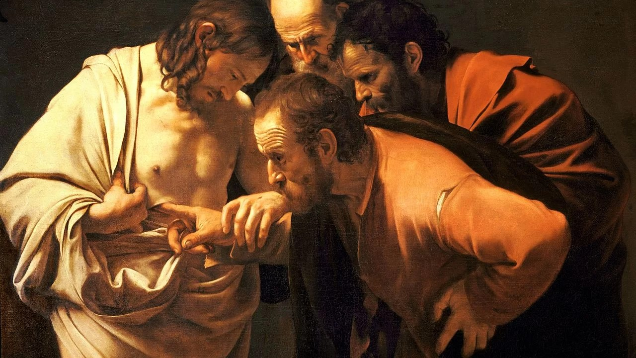 https://i0.wp.com/socientifica.com.br/wp-content/uploads/2018/12/The_Incredulity_of_Saint_Thomas-Caravaggio_1601-2.jpg?resize=1280%2C720&ssl=1