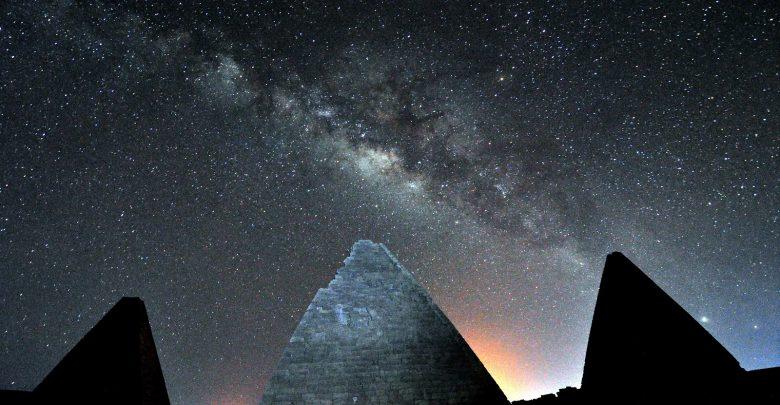 Arqueólogos encontram tesouros em pirâmide submersa de 2.300 anos