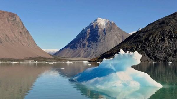 Pequeno iceberg