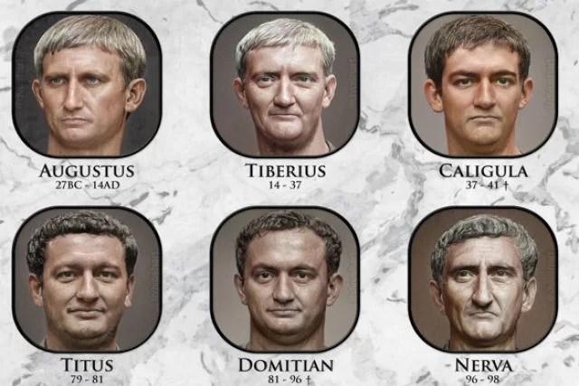 Imperadores de Roma