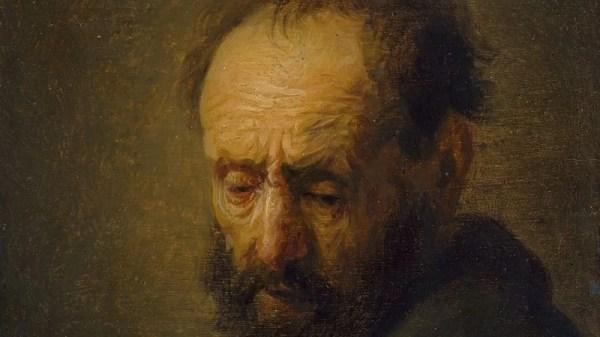 Possível obra de Rembrandt